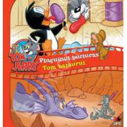 Tom si Jerry : Pinguinul buclucas. Tom balaurul