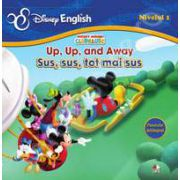 Up, Up, and Away - Sus, sus, tot mai sus (Povesti Bilingve)