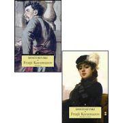 Feodor Mihailovici Dostoievski, Fratii Karamazov - Volumul I si II