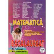 Bacalaureat Matematica 2014. M-Tehnologic, M-Stiinte ale naturii