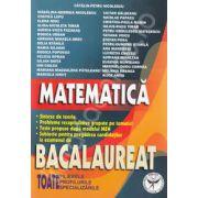 Bacalaureat Matematica 2014. Toate filierele, profilurile, specializarile