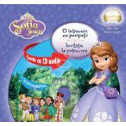 Sofia Intai (Carte cu CD)