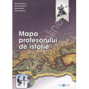 Mapa profesorului de istorie. Volulmul II (Contine DvD)
