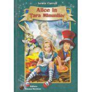 Alice in Tara Minunilor (Editie Cartonata)
