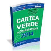 Cartea Verde a Contabilitatii actualizata pentru 2014 (editie tiparita)