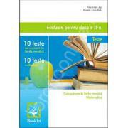 Evaluare nationala la Comunicare in limba romana si Matematica pentru clasa a II-a (20 de teste) - Alina Ionela Jiga