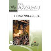 File din cartea naturii (Ion Agarbiceanu)