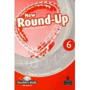 New Round Up 6 Teacher s Book. With Audio CD Pack