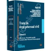 Ioan Les, Tratat de drept procesual civil. Volumul. II - Caile de atac. Procedurile speciale. Executarea silita. Proces civil international