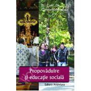 Propovaduire si educatie sociala (Constantin Necula)