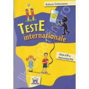 Teste internationale clasa a IV-a dupa modelul PISA