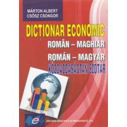 Dictionar economic roman-maghiar, roman-magyar