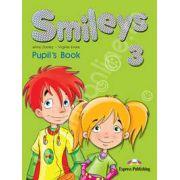Smileys 3, Pupils Book. Manual pentru clasa a III-a