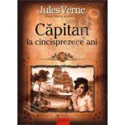 Jules Verne, Capitan la cincisprezece ani