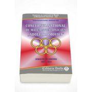 Concursul national de matematica aplicata Adolf Haimovici. Editiile 1997 - 2013