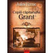 Jules Verne, Copiii capitanului Grant