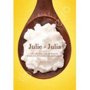 Julie si Julia. 365 de zile, 524 de retete, o micuta bucatarie de apartament