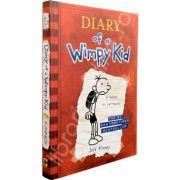 Jurnalul unul pusti, Volumul 1 - In limba engleza. DIARY OF A WIMPY KID (Book 1)