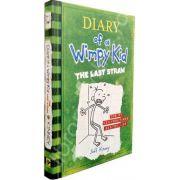 Jeff Kinney - Jurnalul unul pusti, Volumul 3 - In limba engleza. DIARY OF A WIMPY KID: THE LAST STRAW (Book 3)