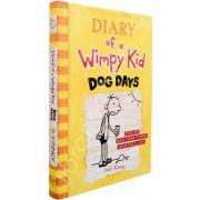 Jeff Kinney - Jurnalul unul pusti, Volumul 4 - In limba engleza. DIARY OF A WIMPY KID: DOG DAYS (Book 4)