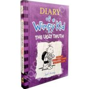 Jurnalul unul pusti, Volumul 5 - In limba engleza. DIARY OF A WIMPY KID: THE UGLY TRUTH (Book 5)