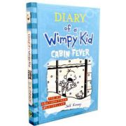 Jurnalul unul pusti, Volumul 6 - In limba engleza. DIARY OF A WIMPY KID: CABIN FEVER (Book 6)