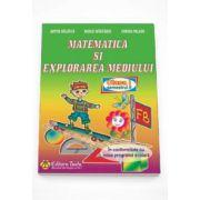 Matematica si explorarea mediului. Clasa I, semestrul II