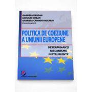 Politica de coeziune a Uniunii Europene. Determinanti - Mecanisme - Instrumente
