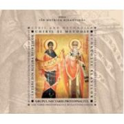 Cantari din Slujba Sfintilor Chiril si Metodie, Apostolii slavilor (CD Audio)