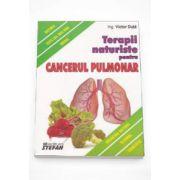 Victor Duta, Terapii naturiste pentru cancerul pulmonar