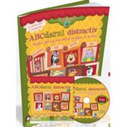 ABCdarul distractiv. Auxiliar elaborat prin metode moderne de invatare (Contine CD cu soft educational)
