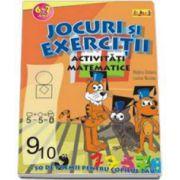 Activitati Matematice (6-7 ani). Jocuri si exercitii