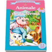 Animale de la ferma (Prima mea carte de colorat)