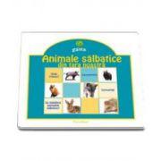 Animale salbatice din tara noastra (Colectia Educational)