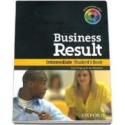 Business Result Intermediate. Students Book and DVD-ROM Pack