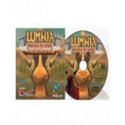 CD cu soft educational, pentru clasa a IV-a. Lumina - Dincolo de umbre. Joc Edu-Distractiv 3D