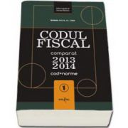 Codul Fiscal comparat 2013-2014. Include O.U.G. 8/2014 (cod+norme). Editie ingrijita de Nicoale Mandoiu