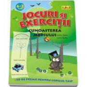Cunoasterea mediului (6-7 ani). Jocuri si exercitii