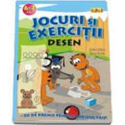 Desen (6-7 ani). Jocuri si exercitii