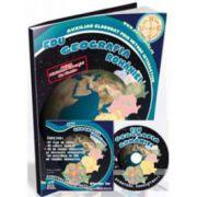 EDU Geografia Romaniei, pentru clasa a IV-a (Contine CD cu soft educational)