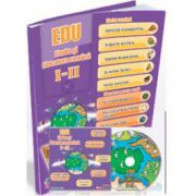 EDU - Limba si literatura romana clasele I-II (Contine CD cu soft educational)