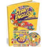 EDU Start English. Clasa pregatitoare si clasa I (Contine CD cu soft educational)