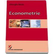 Econometrie (Gheorghe Savoiu)