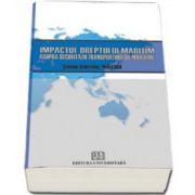 Impactul dreptului maritim asupra securitatii transporturilor maritime