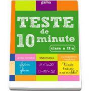 Teste de 10 minute pentru clasa a III-a. Colectia, cultura generala
