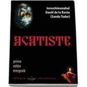 Sandu Tudor, Acatiste - Daniil de la Rarau