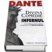 Dante Aligheri, Divina Comedie. Infernul - Editie Cartonata