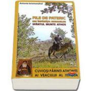 File de Pateric. Din imparatia monahilor - Sfantul Munte Athos. Cuviosi Parinti athoniti ai veacului al XIX-lea