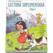 Lectura suplimentara clasa I. Basme, Povesti, Povestiri, Poezii, Fabule