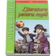 Literatura pentru copii clasa a III-a (Claudia Bancu)